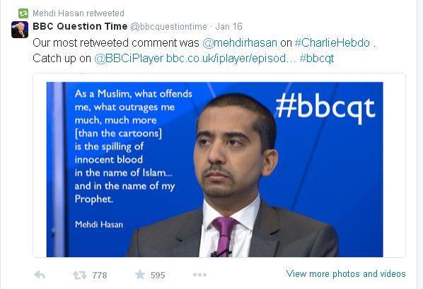 bbc  qt tweet  hasan